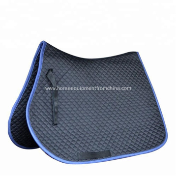 Polycotton Dressage Horse Saddle Pad